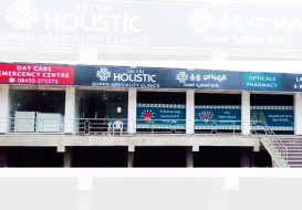 Sri sri holistic hospital Sangareddy