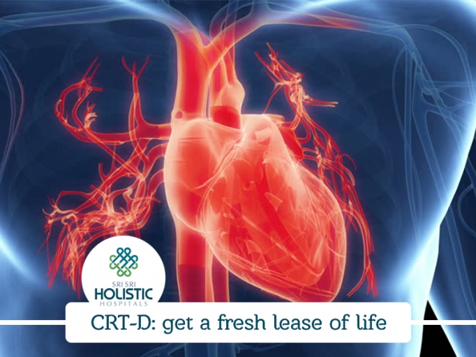CRT-D: A Fresh Lease of Life For Your Heart !