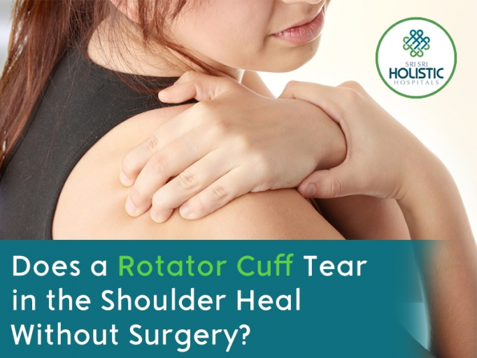 Can a Partial Rotator Cuff Tear be Treated without Surgery?