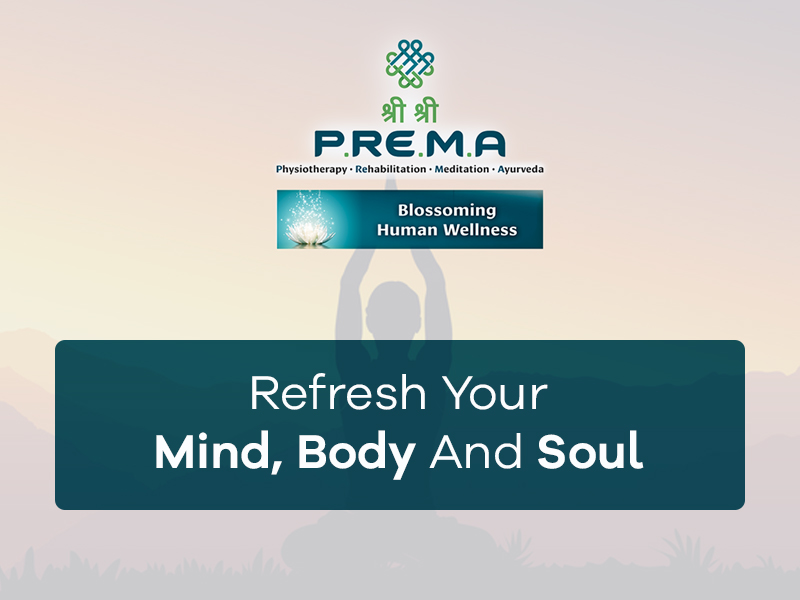 Refresh Your Mind, Body And Soul