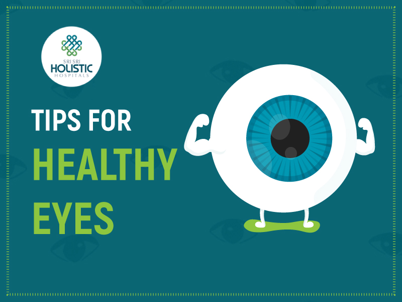 Top 9 Tips For Healthy Eyes.