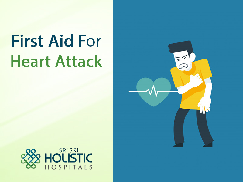 A Video On First Aid For Heart Attack