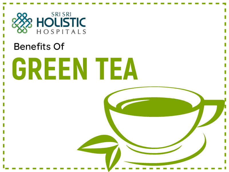 Here's Why You Should Go Green With Tea!