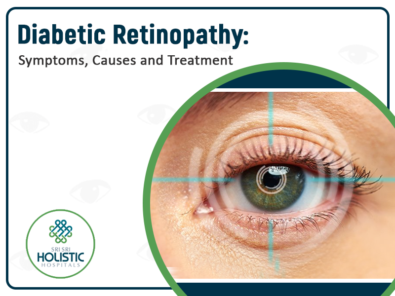 Diabetic Retinopathy Symptoms Causes and Treatment