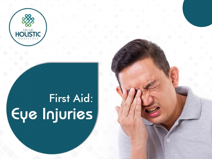 First Aid Tips For Common Eye Injuries