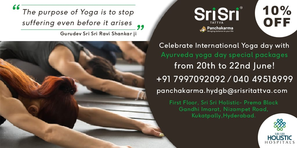 International Yoga Day Celebrations