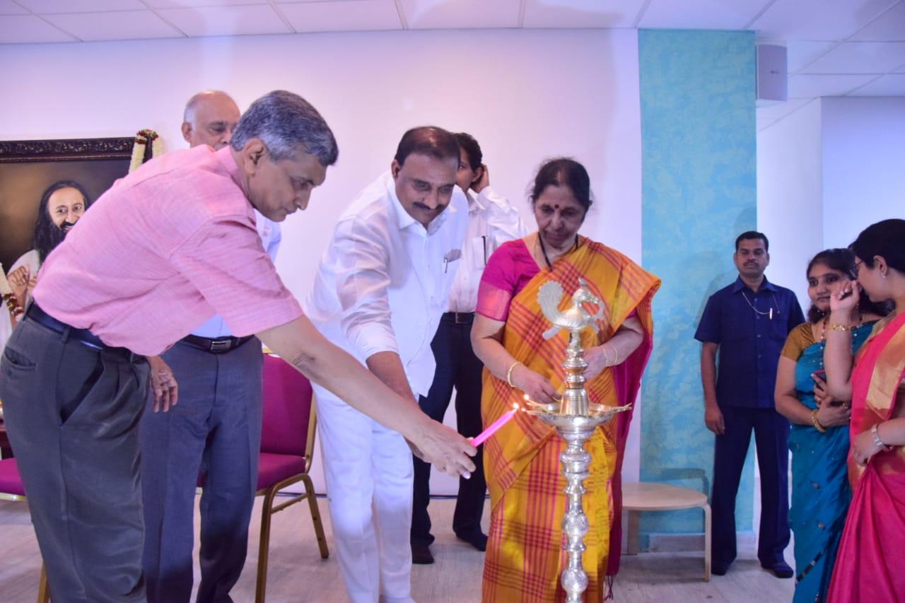 Doctor's Day Event -Dr.Jayaprakash Narayana GaruSpeech at Sri Sri Prema Block