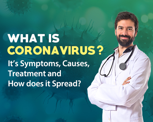What is Coronavirus? It's Symptoms, Causes, Treatment and How does it Spread?