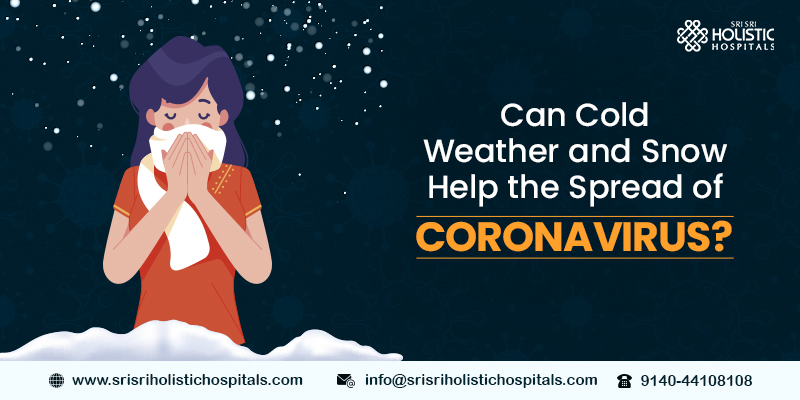Can Cold Weather and Snow Help the Spread of Coronavirus?