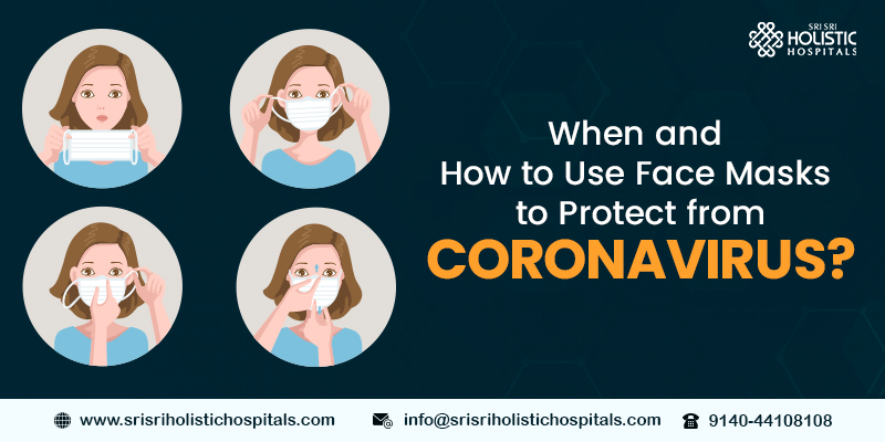 When and How to Use Face Masks to Protect from Coronavirus?