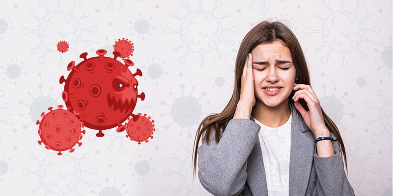 Is a Headache a Symptom of the Coronavirus Disease