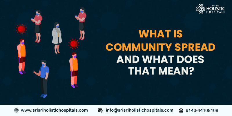 What is Community Spread and What Does that Mean?