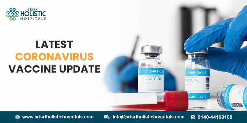 Latest Coronavirus Vaccine Update