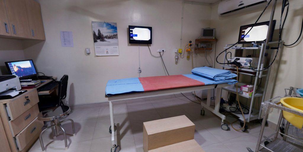 Endoscopy-room