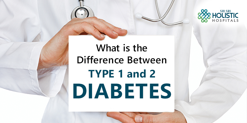 What is the Difference Between Type 1 and 2 Diabetes?