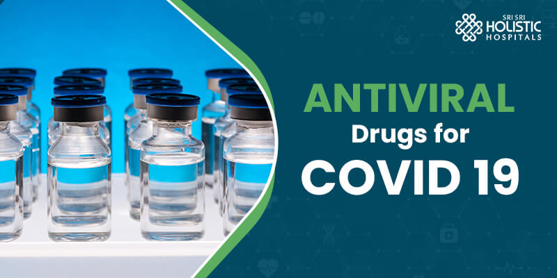 Antiviral Drugs for Covid 19